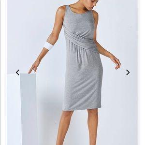 Fabletics Cotton Retta Midi dress